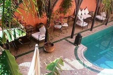 Hotel Villa Amira: Giardino MARRAKECH