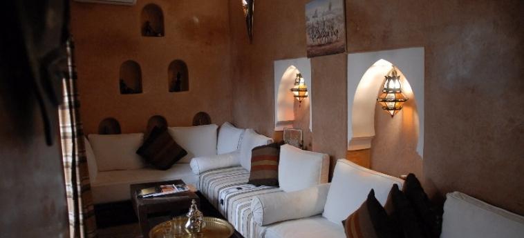 Hotel Dar Zemrane: Außen MARRAKESCH