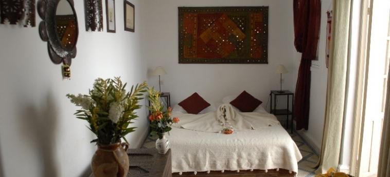 Hotel Dar Zemrane: Schlafzimmer MARRAKESCH