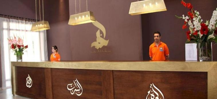 Hotel Aqua Mirage Club - All Inclusive: Lobby MARRAKESCH