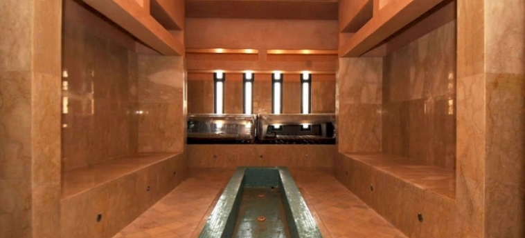 Hotel Aqua Mirage Club - All Inclusive: Wandmalerei MARRAKESCH