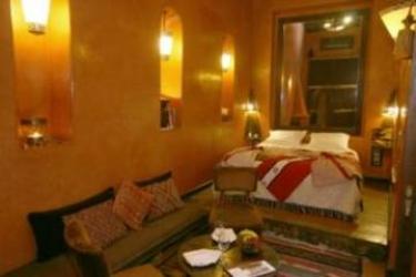 Hotel Angsana Riad Tiwaline: Schlafzimmer MARRAKESCH