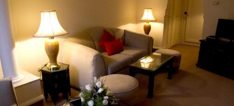 Hotel Nassim: Salotto MARRAKESCH