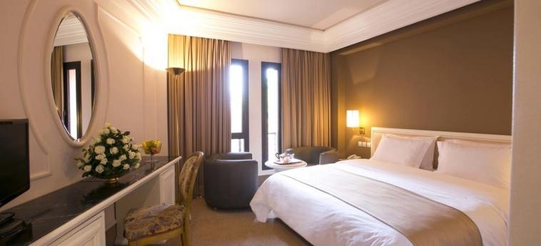 Hotel Nassim: Schlafzimmer MARRAKESCH