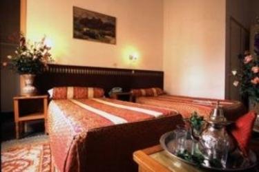 Hotel Du Pacha: Schlafzimmer MARRAKESCH