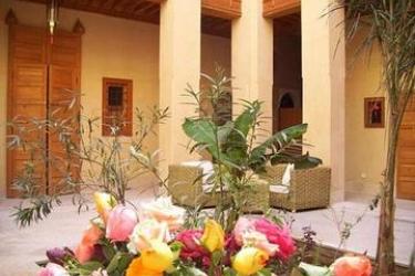 Hotel Al Ksar Riad And Spa: Außen MARRAKESCH