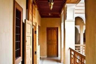 Hotel Al Ksar Riad And Spa: Dining Area MARRAKESCH