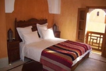 Hotel Al Ksar Riad And Spa: Schlafzimmer MARRAKESCH