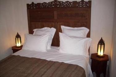 Hotel Al Ksar Riad And Spa: Solarium MARRAKESCH