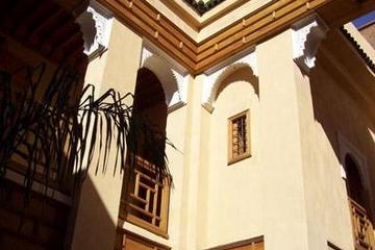 Hotel Al Ksar Riad And Spa: Suite MARRAKESCH