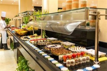 Hotel Concorde Moreen Beach Resort & Spa: Premium Lake View Room MARSA ALAM