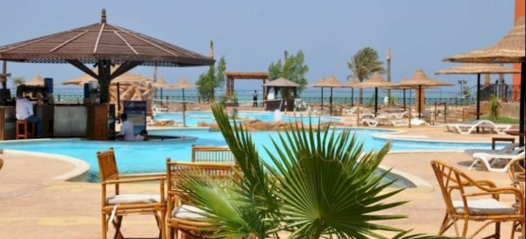 Hotel Moon Resort Marsa Alam: Bar Interno MARSA ALAM