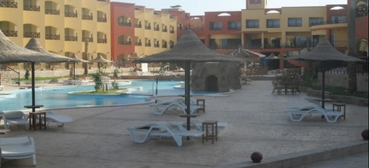 Hotel Moon Resort Marsa Alam: Camera Singola Club MARSA ALAM