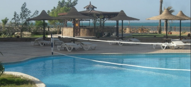 Hotel Moon Resort Marsa Alam: Bowling MARSA ALAM