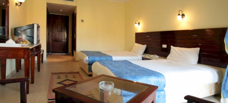 Hotel Moon Resort Marsa Alam: Jardin MARSA ALAM