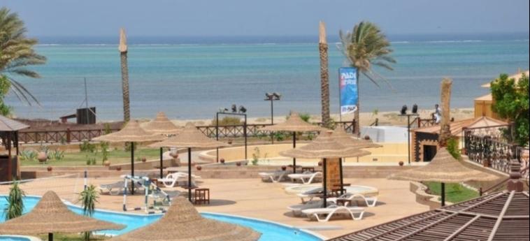 Hotel Moon Resort Marsa Alam: Mer MARSA ALAM