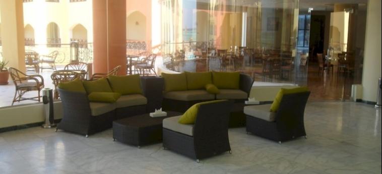 Hotel Moon Resort Marsa Alam: Piscine Couverte MARSA ALAM