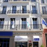BEST WESTERN HOTEL DU MUCEM 3 Stars