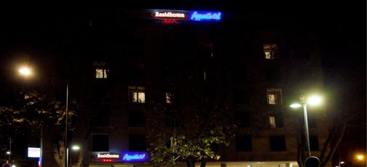 Hotel Residhome Saint-Charles: Facade MARSEILLE