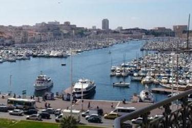 Newhotel Vieux Port: Panorama MARSEILLE