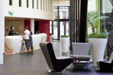 Hotel Novotel Marseille Vieux Port: Réception MARSEILLE