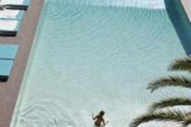 Hotel Novotel Marseille Vieux Port: Außenschwimmbad MARSEILLE