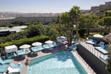 Hotel Novotel Marseille Vieux Port: Swimming Pool MARSEILLE