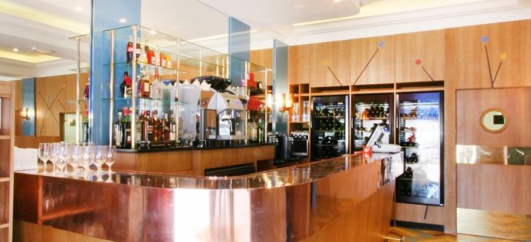 Hotel La Residence Du Vieux Port: Bar MARSIGLIA