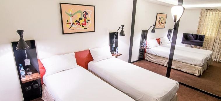Hotel La Residence Du Vieux Port: Camera Doppia - Twin MARSIGLIA
