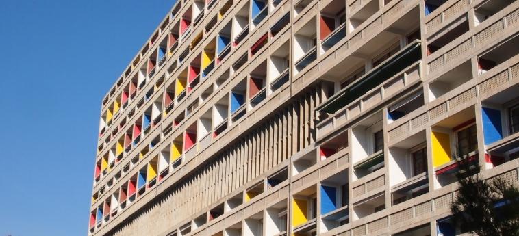 Hotel La Residence Du Vieux Port: Facciata MARSIGLIA