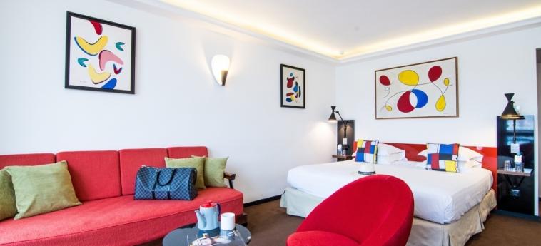 Hotel La Residence Du Vieux Port: Interior detail MARSIGLIA