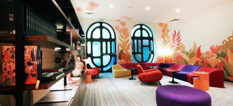 Hotel La Residence Du Vieux Port: Lobby MARSIGLIA