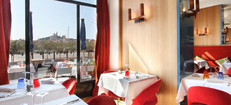 Hotel La Residence Du Vieux Port: Ristorante MARSIGLIA