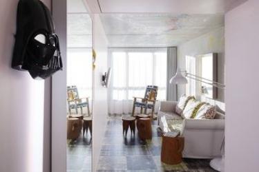 Hotel Mama Shelter Marseille: Bar Esterno MARSIGLIA