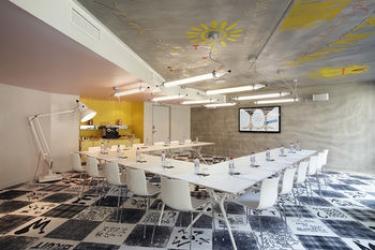 Hotel Mama Shelter Marseille: Camera Junior Suite MARSIGLIA