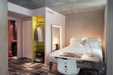 Hotel Mama Shelter Marseille: Camera Li Galli MARSIGLIA