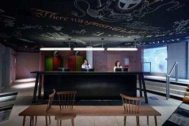 Hotel Mama Shelter Marseille: Camera Standard MARSIGLIA