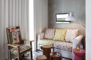 Hotel Mama Shelter Marseille: Cantina MARSIGLIA