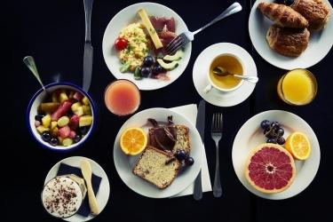 Hotel Mama Shelter Marseille: Colazione MARSIGLIA