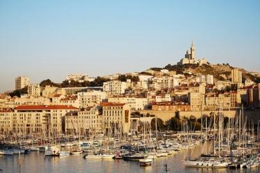 Hotel Mama Shelter Marseille: Dintorni MARSIGLIA