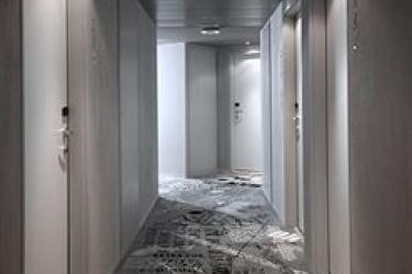 Hotel Mama Shelter Marseille: Dormitorio MARSIGLIA