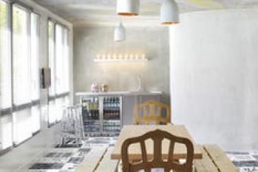 Hotel Mama Shelter Marseille: Jacuzzi MARSIGLIA