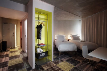 Hotel Mama Shelter Marseille: Piscina Esterna MARSIGLIA