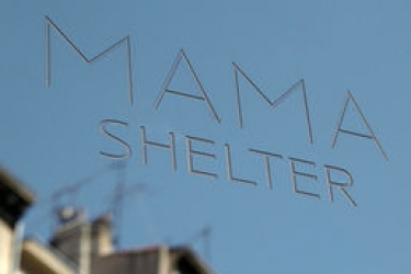 Hotel Mama Shelter Marseille: Sauna MARSIGLIA