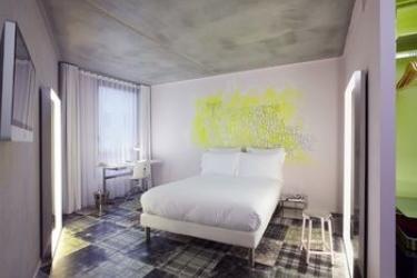 Hotel Mama Shelter Marseille: Signature Lake Side Room MARSIGLIA