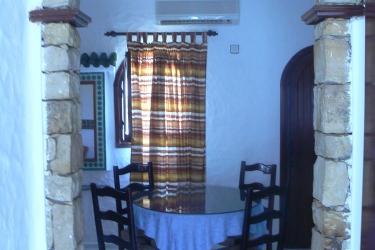Hotel Hacienda: Comida en la habitacion MARTIL