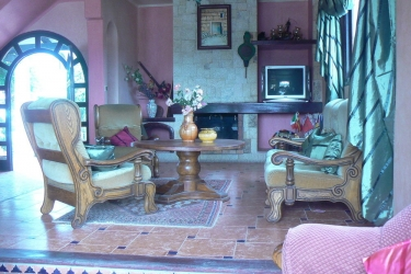 Hotel Hacienda: Hotel interior MARTIL
