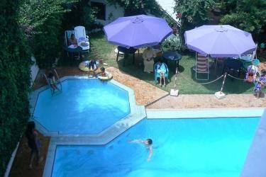 Hotel Hacienda: Piscina al aire libre MARTIL