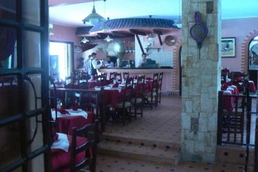 Hotel Hacienda: Restaurante MARTIL
