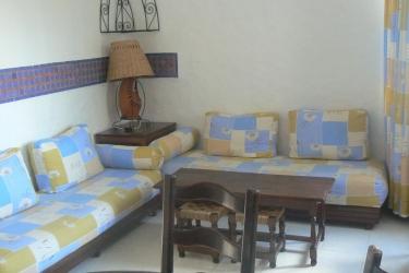 Hotel Hacienda: Sala de estar MARTIL